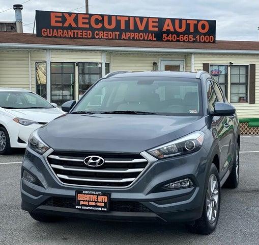 2017 Hyundai Tucson 2.0L SE Plus AWD