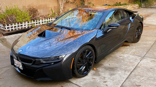 Used Bmw I8 For Sale Right Now Cargurus