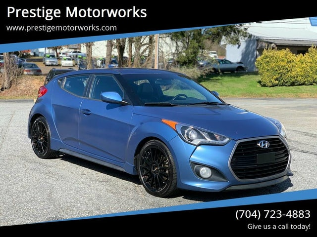Used 2016 Hyundai Veloster Turbo Rally Edition Fwd For Sale Right Now Cargurus