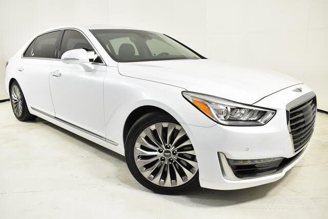 2018 Genesis G90 Premium AWD