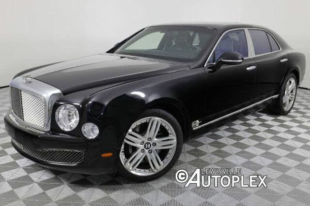 2014 Bentley Mulsanne RWD
