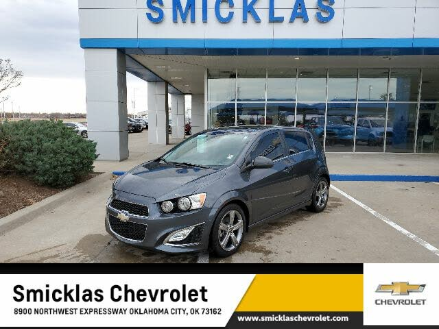 2013 Chevrolet Sonic RS Hatchback FWD