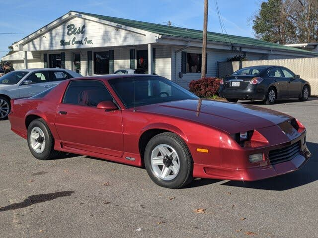1991 Chevrolet Camaro RS Coupe RWD