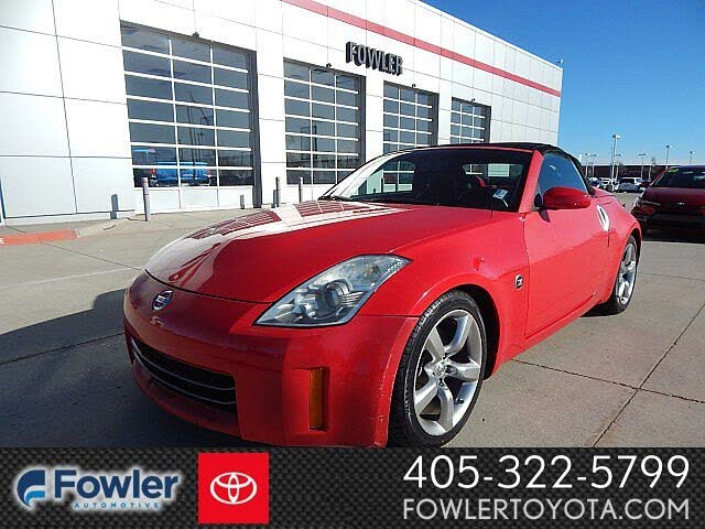 2008 Nissan 350Z Touring Roadster