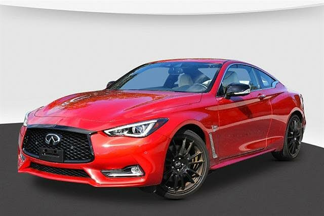2019 INFINITI Q60 Red Sport 400 Coupe AWD