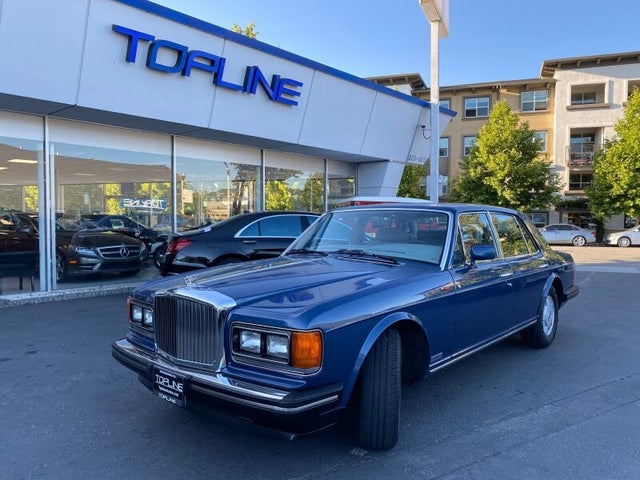 1988 Bentley Mulsanne S RWD