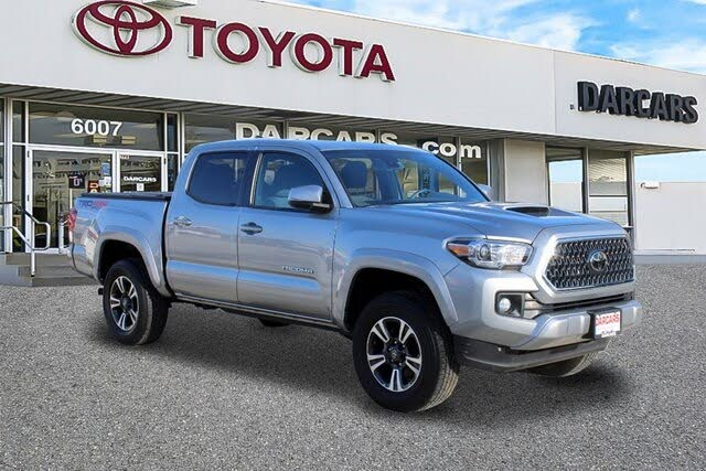 2019 Toyota Tacoma TRD Sport Double Cab 4WD
