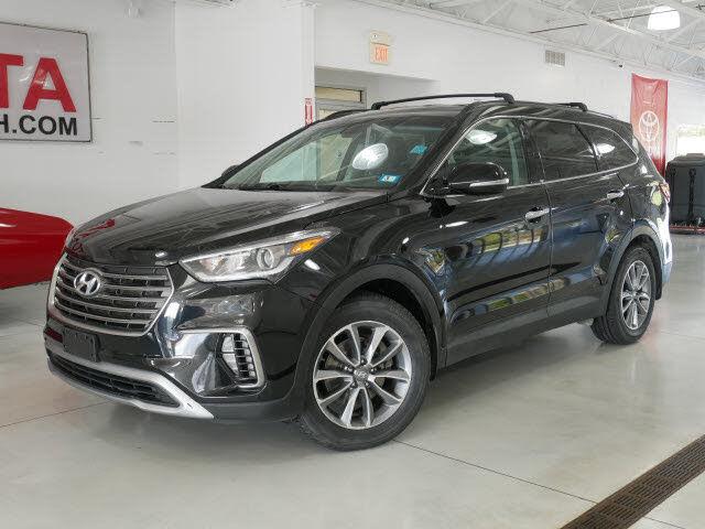 2018 Hyundai Santa Fe SE AWD