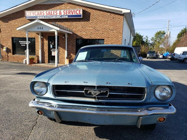 1965 Ford Mustang Coupe RWD