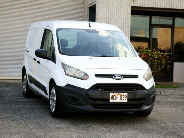 2014 Ford Transit Connect Cargo XL LWB FWD with Rear Liftgate