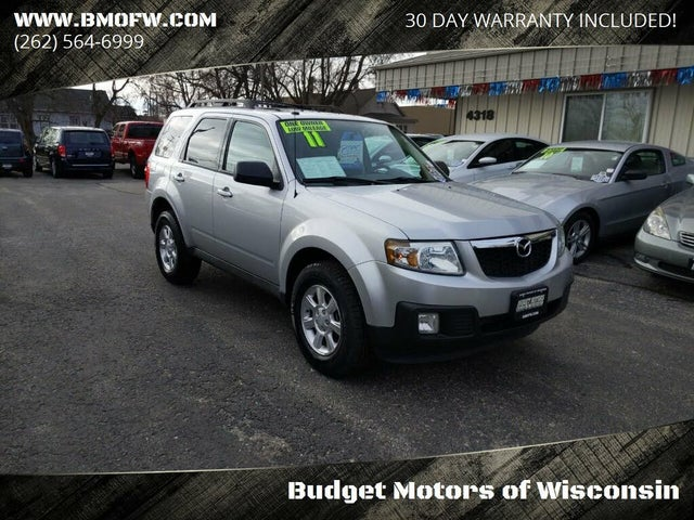 2011 Mazda Tribute s Grand Touring 4WD