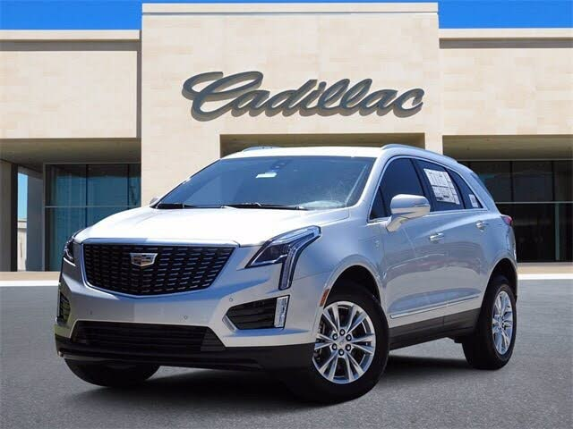 2020 Cadillac XT5 Luxury FWD