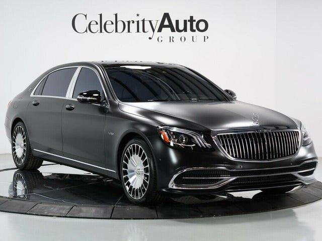 2019 Mercedes-Benz S-Class Maybach S 650 RWD