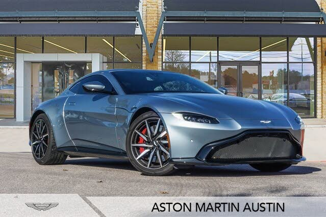 Used 2018 Aston Martin Vantage For Sale Right Now Cargurus