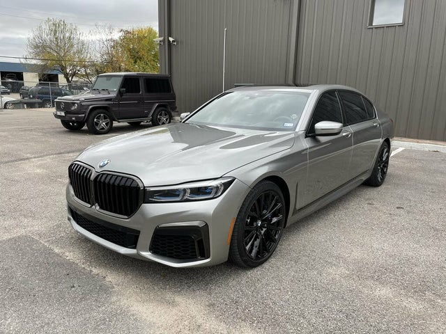 2021 BMW 7 Series for Sale in Texas - CarGurus