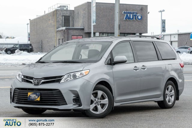 2018 Toyota Sienna LE Mobility 7-Passenger FWD