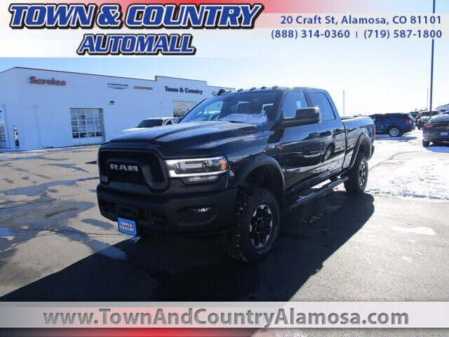 2020 RAM 2500 Power Wagon Crew Cab 4WD