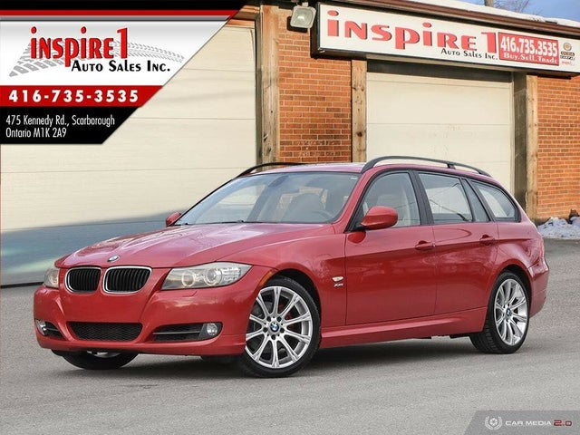 2009 BMW 3 Series 328i xDrive Wagon AWD
