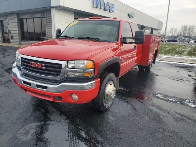 2006 GMC Sierra 3500 SLE1 Extended Cab 4WD