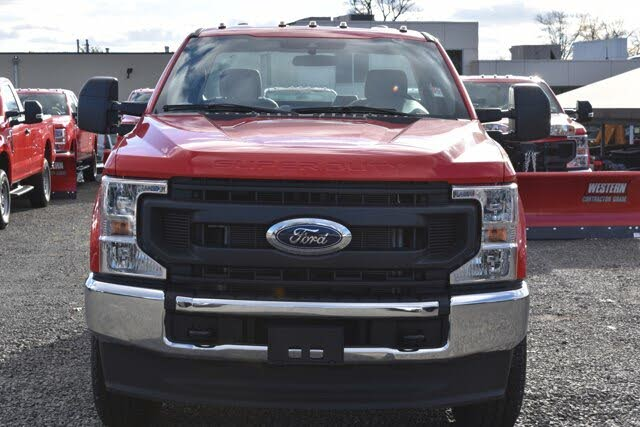 2021 Ford F-350 Super Duty XL LB 4WD