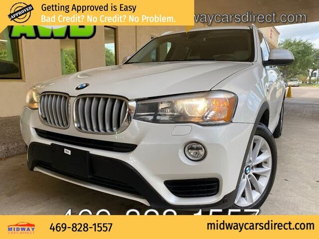 2015 BMW X3 xDrive28i AWD
