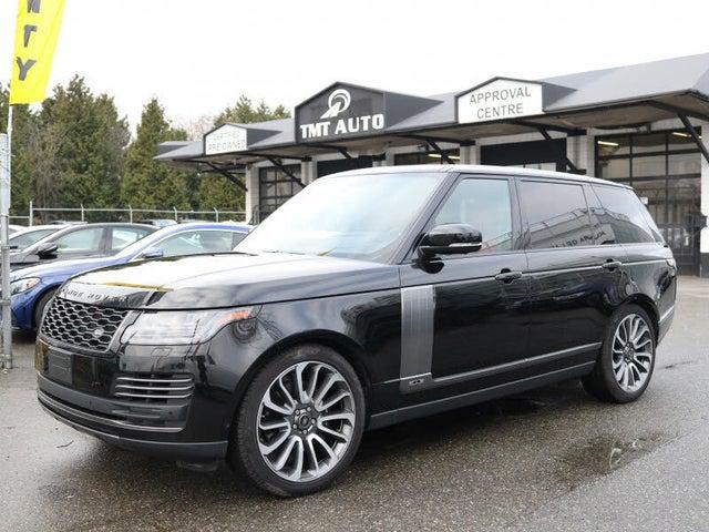 2020 Land Rover Range Rover Autobiography V8 LWB 4WD