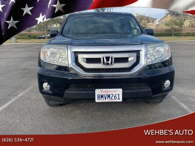 2010 Honda Pilot Touring with Navi and DVD