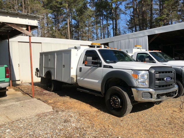 2016 Ford F-550 Super Duty Chassis DRW 4WD