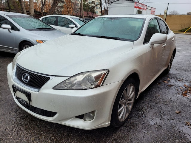 2007 Lexus IS 250 AWD