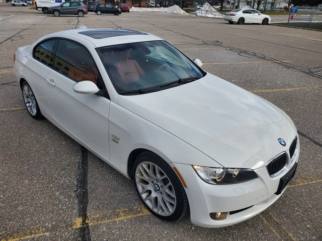 2009 BMW 3 Series 328i xDrive Coupe AWD