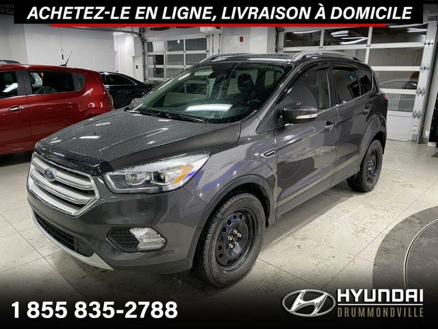 2018 Ford Escape Titanium AWD