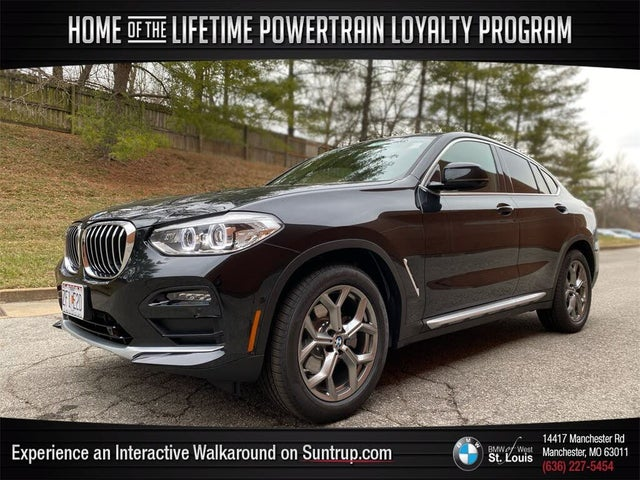 2021 BMW X4 xDrive30i AWD