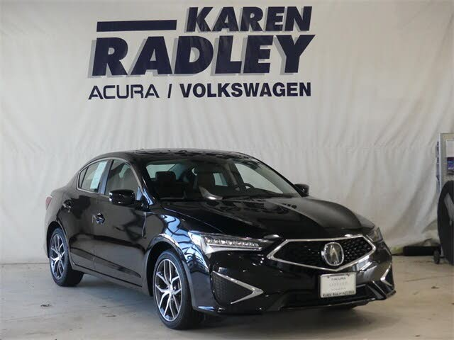 2020 Acura ILX FWD with Premium Package