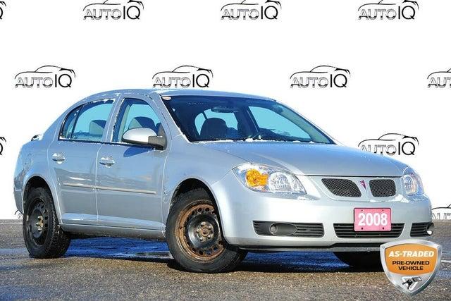 2008 Pontiac G5 SE Sedan