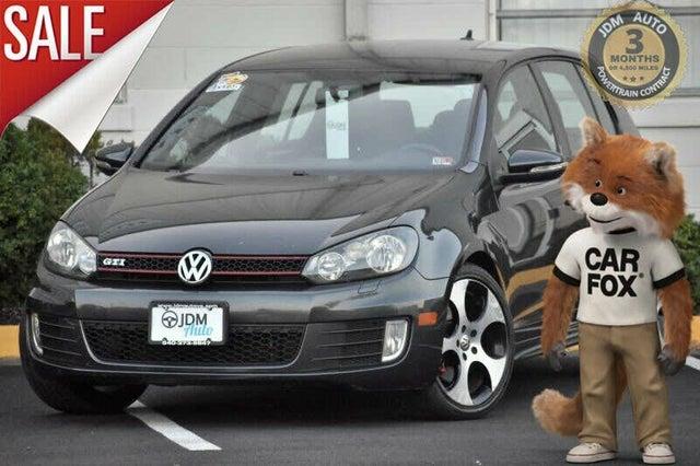 2011 Volkswagen Golf GTI 2.0T 4-Door FWD