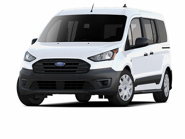 2021 Ford Transit Connect Wagon XL LWB FWD with Rear Cargo Doors