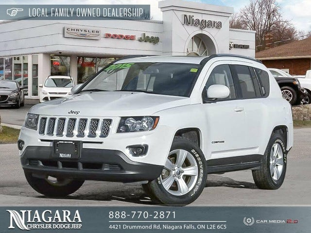2015 Jeep Compass High Altitude Edition 4WD