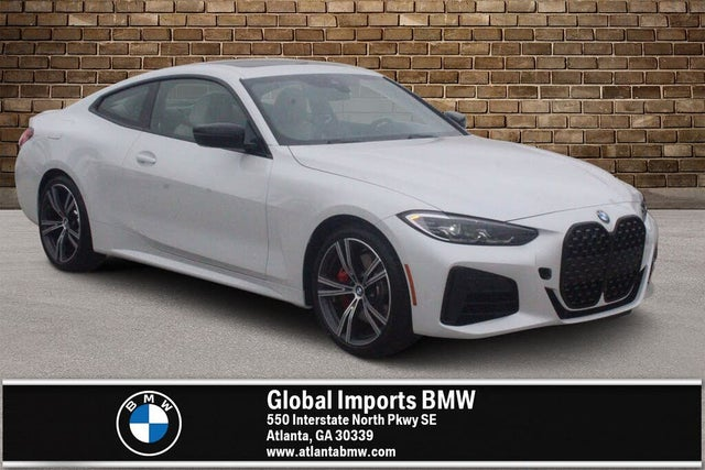 2021 BMW 4 Series M440i xDrive Coupe AWD