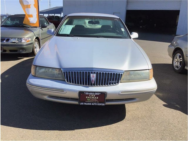 1997 Lincoln Continental FWD