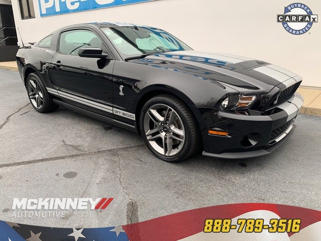 Used 2010 Ford Mustang Shelby GT500 for Sale Right Now ...