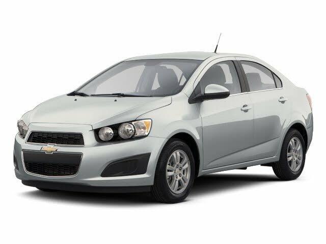 2012 Chevrolet Sonic 2LT Sedan FWD