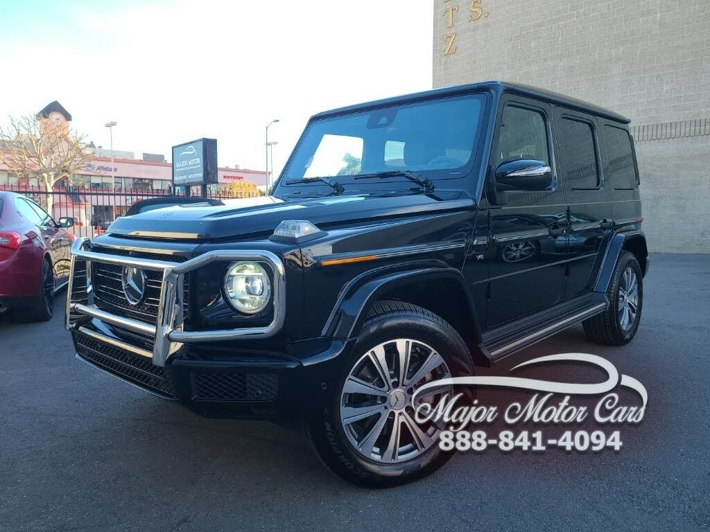 50 Best Used Mercedes Benz G Class For Sale Savings From 3 379