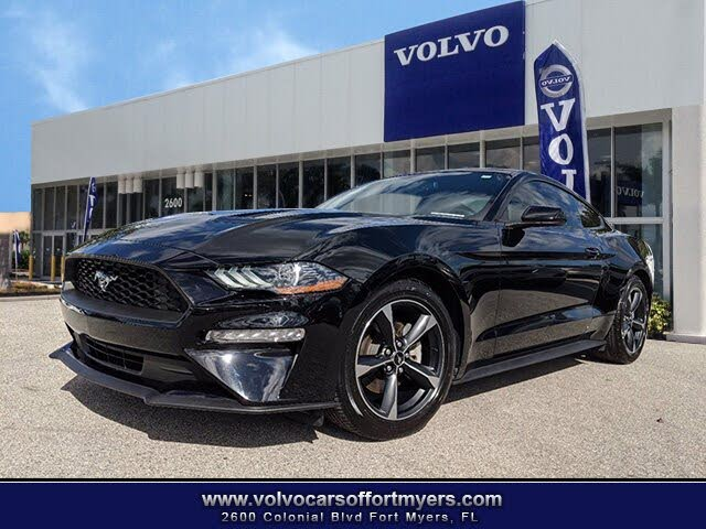 2018 Ford Mustang EcoBoost Premium Coupe RWD