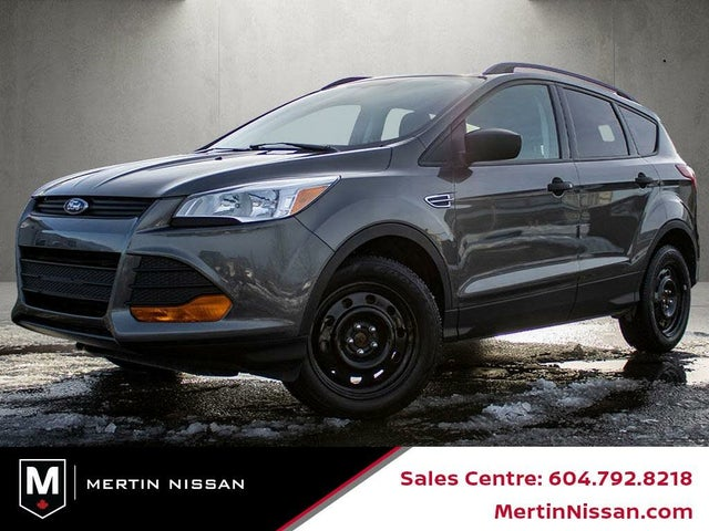 2016 Ford Escape S AWD
