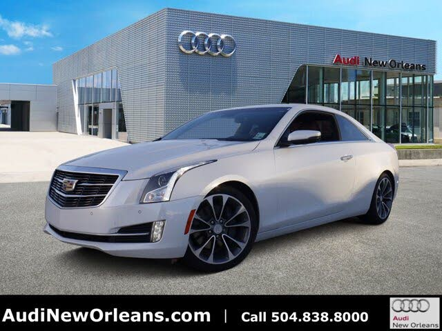 2015 Cadillac ATS Coupe 2.0T Premium RWD