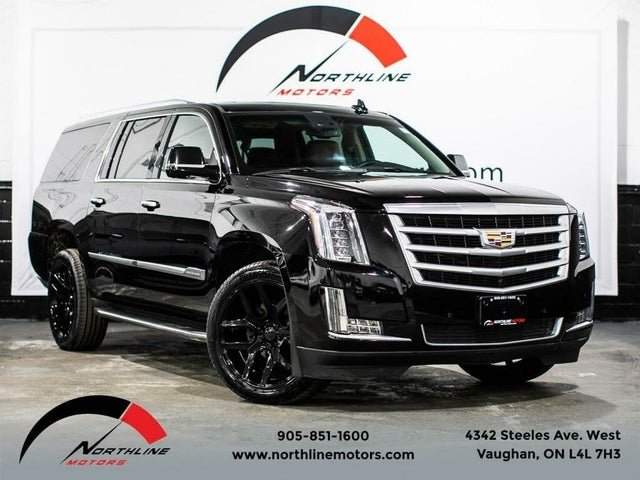 2016 Cadillac Escalade ESV Luxury 4WD