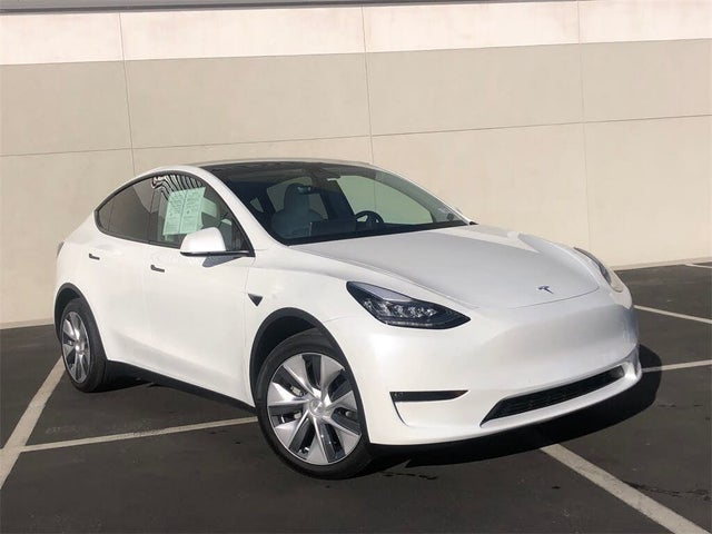 2020 Tesla Model Y Long Range AWD