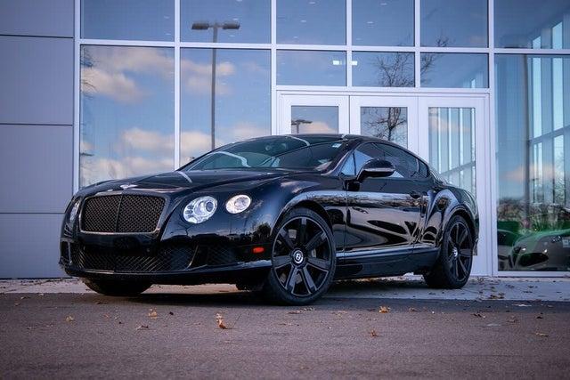 2015 Bentley Continental GT W12 AWD
