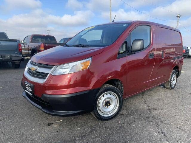 2017 Chevrolet City Express LS FWD