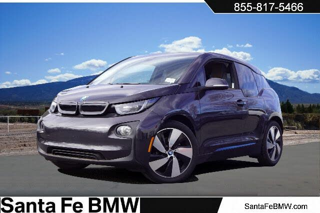 2015 BMW i3 RWD with Range Extender